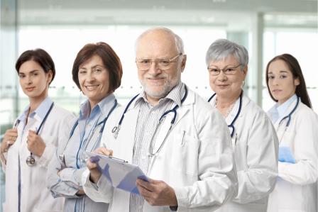 International Medical Staff