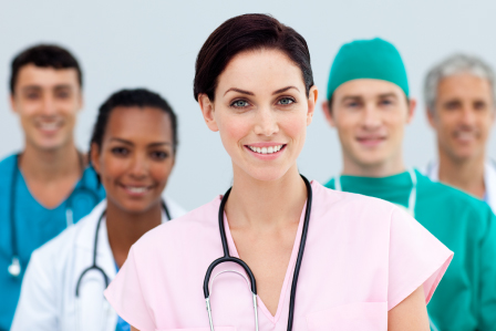 World Class Healthcare Professionals: