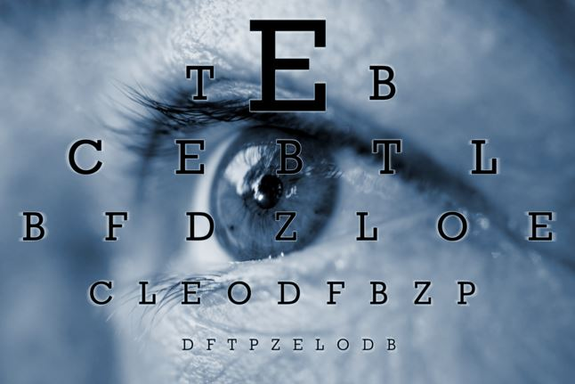 Eye Exam - Chart